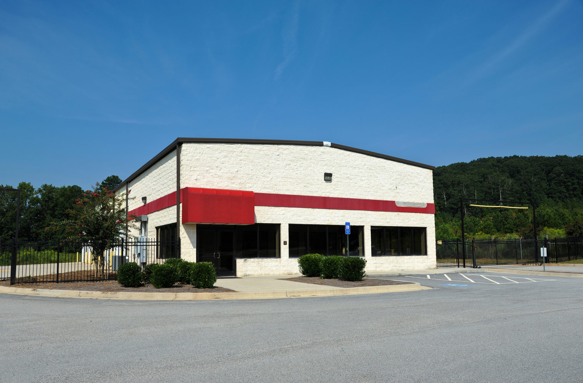 Commercial Exterior Painting Services VA