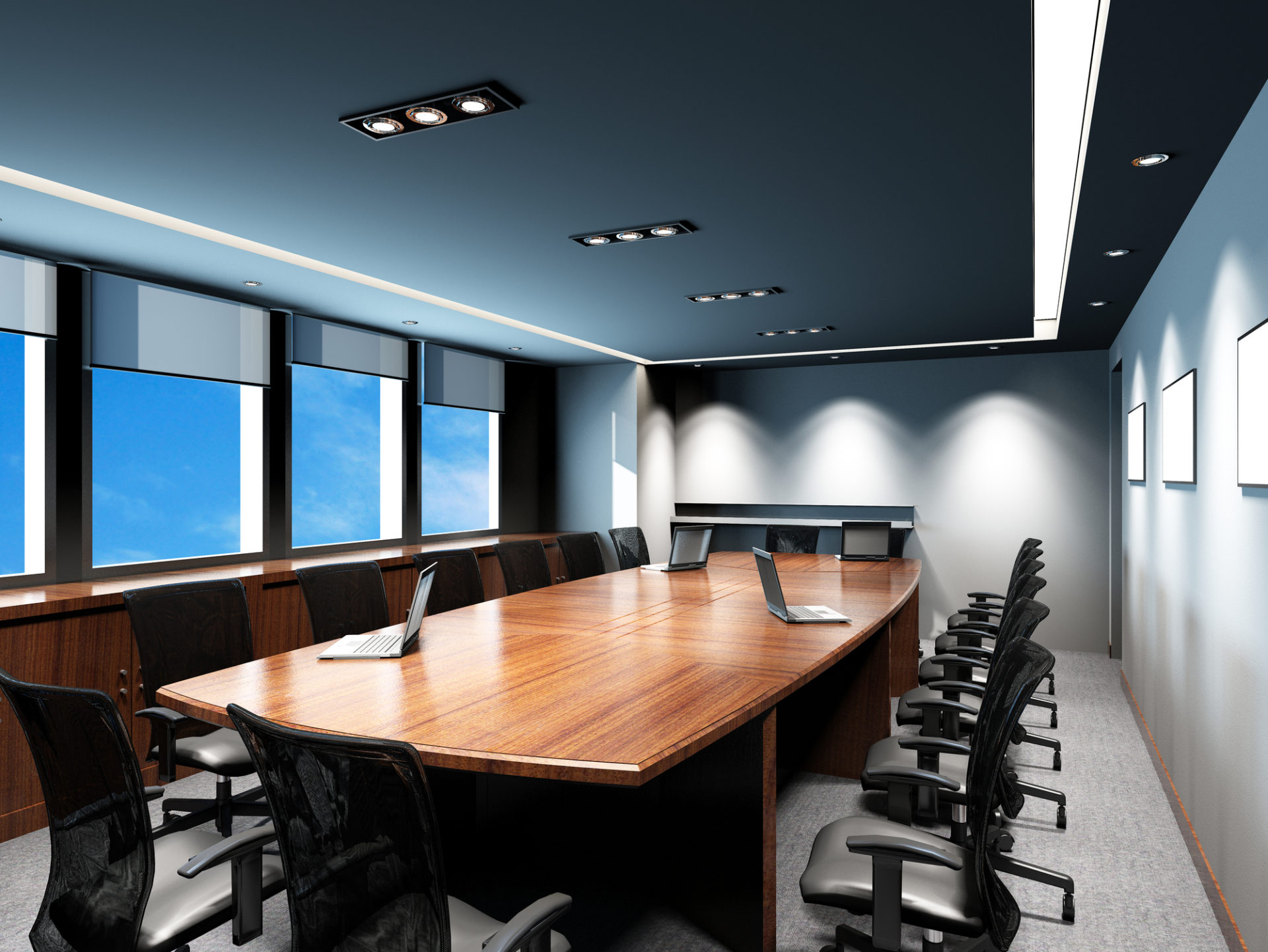 Commercial Office Painting VA