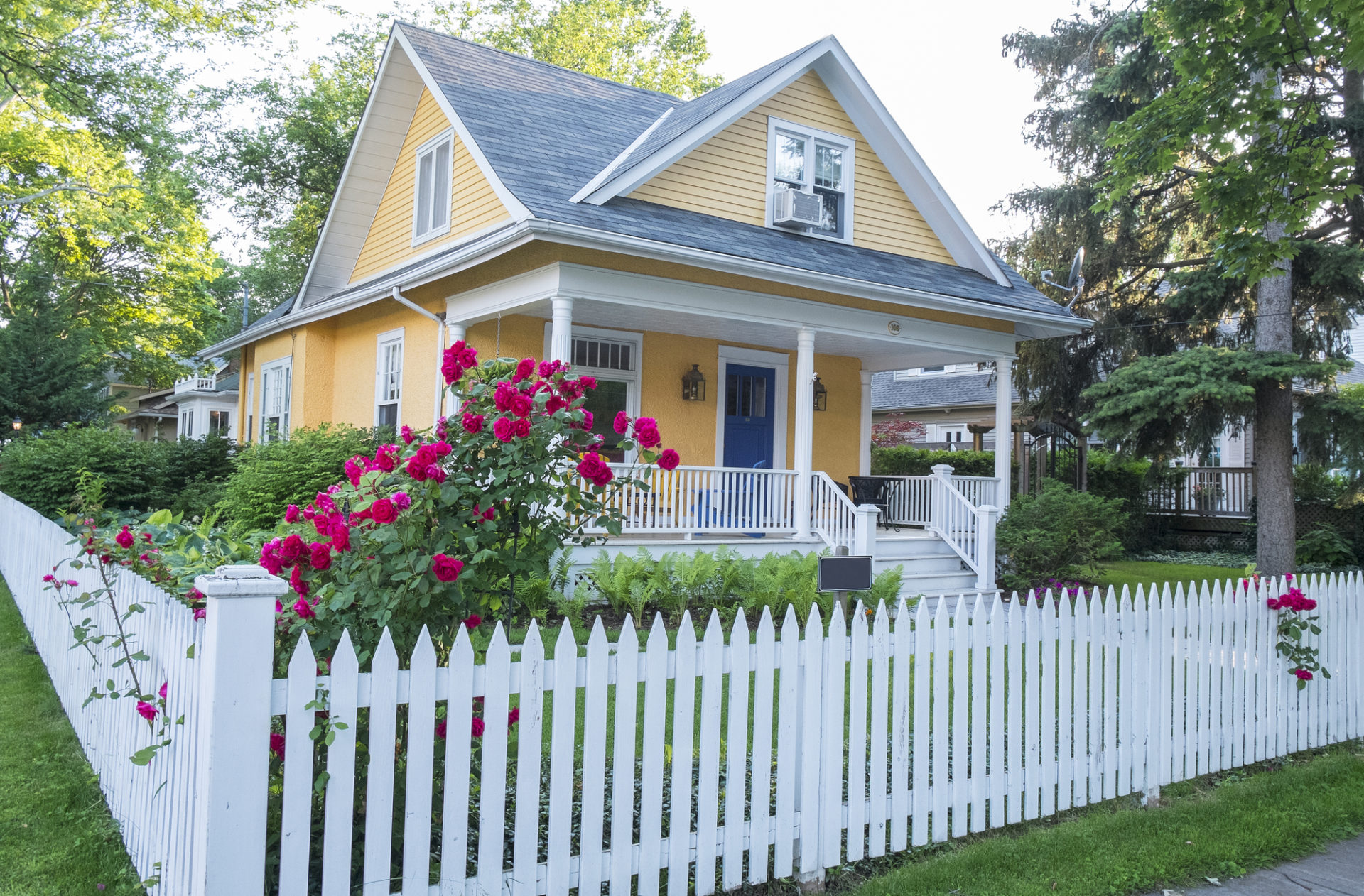 Fence Painting Company in Blacksburg VA