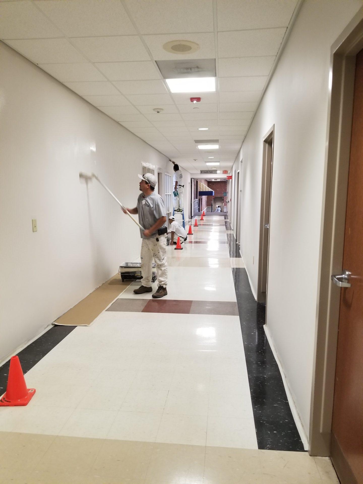 Medical Facility Painting Services VA